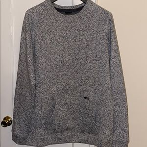 Crew Neck Casual Sweatshirt